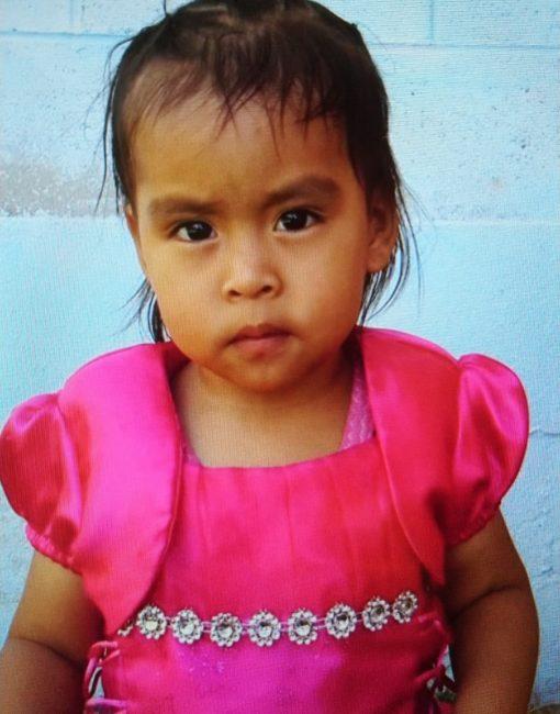 Mød lille Katerin fra Guatemala