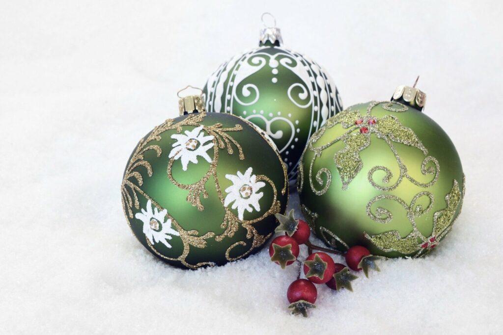 Glædelig jul og godt nytår 2021